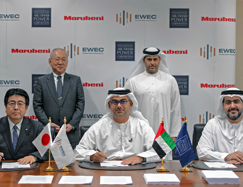 Abu Dhabi Power Corporation Announces the Establishment of the Largest Independent Thermal Power Plant in the UAE